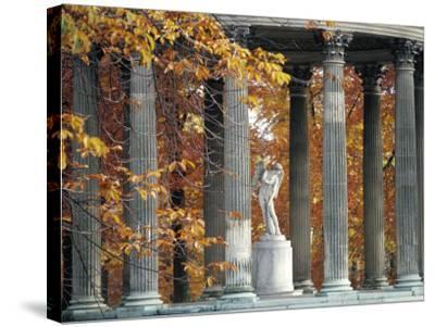Temple De L'Amour, Petit Trianon, Chateau of Versailles, Unesco World Heritage Site-Bruno Barbier-Stretched Canvas Print