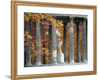 Temple De L'Amour, Petit Trianon, Chateau of Versailles, Unesco World Heritage Site-Bruno Barbier-Framed Photographic Print