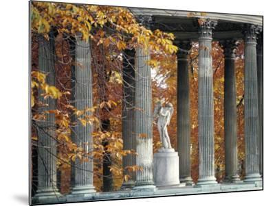 Temple De L'Amour, Petit Trianon, Chateau of Versailles, Unesco World Heritage Site-Bruno Barbier-Mounted Photographic Print