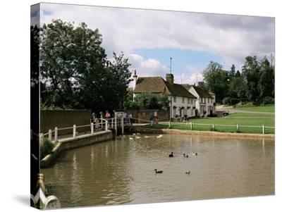 Finchingfield, Essex, England, United Kingdom-Philip Craven-Stretched Canvas Print
