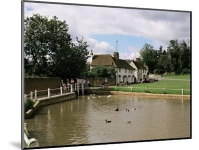 Finchingfield, Essex, England, United Kingdom-Philip Craven-Mounted Photographic Print