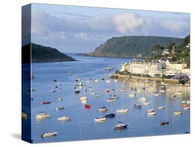 Salcombe, Devon, England, United Kingdom-Rob Cousins-Stretched Canvas Print