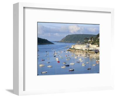 Salcombe, Devon, England, United Kingdom-Rob Cousins-Framed Photographic Print