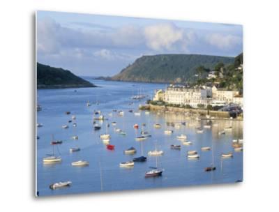 Salcombe, Devon, England, United Kingdom-Rob Cousins-Metal Print