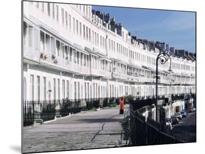 Royal York Crescent, Bristol, England, United Kingdom-Rob Cousins-Mounted Photographic Print