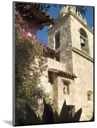 Carmel Mission, Carmel, California, USA-Ethel Davies-Mounted Photographic Print