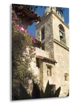 Carmel Mission, Carmel, California, USA-Ethel Davies-Metal Print