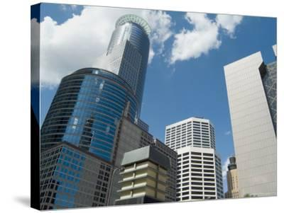 Downtown, Minneapolis, Minnesota, USA-Ethel Davies-Stretched Canvas Print