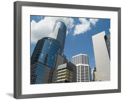 Downtown, Minneapolis, Minnesota, USA-Ethel Davies-Framed Photographic Print