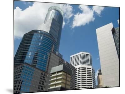 Downtown, Minneapolis, Minnesota, USA-Ethel Davies-Mounted Photographic Print