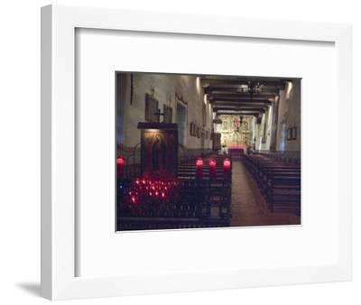Mission San Juan Capistrano, California, USA-Ethel Davies-Framed Photographic Print