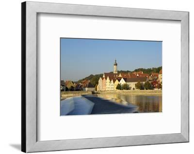 Landsberg Am Lech, Bavaria (Bayern), Germany-Gary Cook-Framed Photographic Print