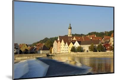 Landsberg Am Lech, Bavaria (Bayern), Germany-Gary Cook-Mounted Photographic Print