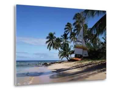 Barbados, West Indies, Caribbean, Central America-Robert Harding-Metal Print