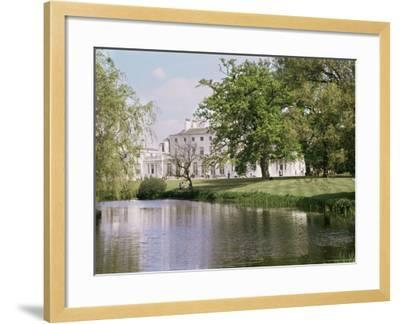 Frogmore Gardens, Resting Place of Many Royals, Windsor, Berkshire, England, United Kingdom-Robert Harding-Framed Photographic Print