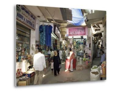 Muttrah Souk, Muttrah, Muscat, Oman, Middle East Photographic Print by Ken  Gillham | Art com