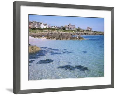 Island of Iona, Strathclyde, Scotland, United Kingdom-David Lomax-Framed Photographic Print