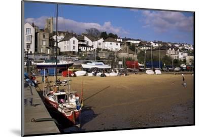 Leigh-On-Sea, Essex, England, United Kingdom-Jenny Pate-Mounted Photographic Print