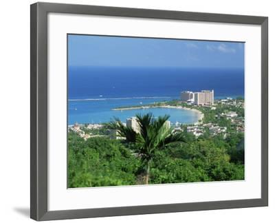 Ocho Rios, Jamaica, West Indies, Caribbean, Central America-G Richardson-Framed Photographic Print
