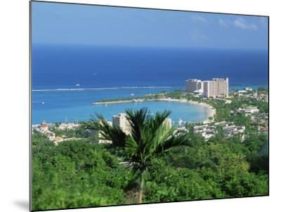 Ocho Rios, Jamaica, West Indies, Caribbean, Central America-G Richardson-Mounted Photographic Print