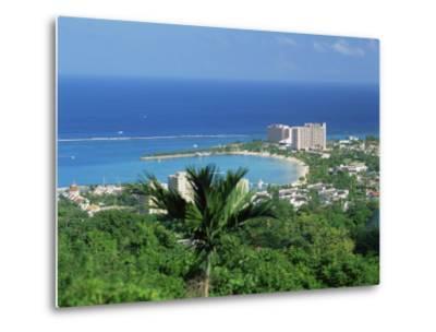 Ocho Rios, Jamaica, West Indies, Caribbean, Central America-G Richardson-Metal Print