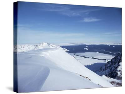 Greenland, Polar Regions-Jack Jackson-Stretched Canvas Print
