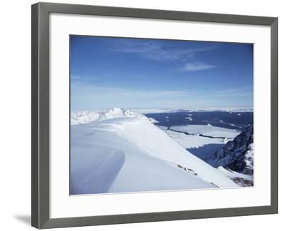 Greenland, Polar Regions-Jack Jackson-Framed Photographic Print