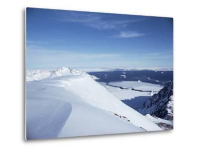 Greenland, Polar Regions-Jack Jackson-Metal Print