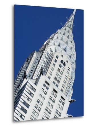 Chrysler Building, Manhattan, New York City, New York, USA-Amanda Hall-Metal Print