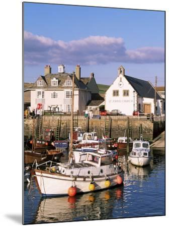 Query Weymouth Harbour, Weymouth, Dorset, England, United Kingdom-J Lightfoot-Mounted Photographic Print