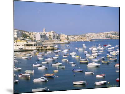 St. Paul's Bay, Island of Malta, Mediterranean-J Lightfoot-Mounted Photographic Print