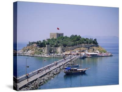 Bird Island, Kusadasi, Turkey-J Lightfoot-Stretched Canvas Print