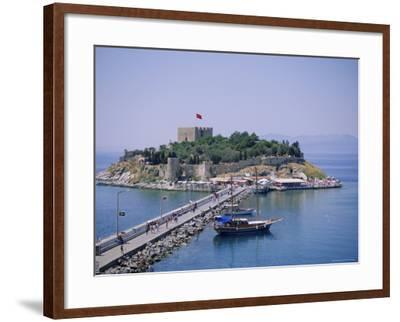 Bird Island, Kusadasi, Turkey-J Lightfoot-Framed Photographic Print