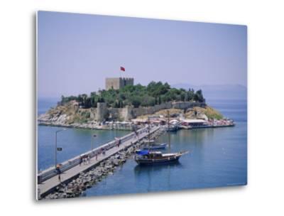 Bird Island, Kusadasi, Turkey-J Lightfoot-Metal Print