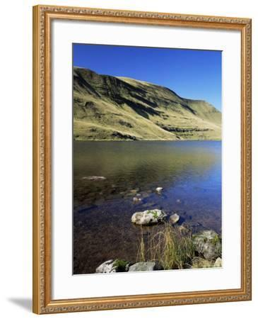 Black Mountains, Brecon Beacons National Park, Wales, United Kingdom-Roy Rainford-Framed Photographic Print