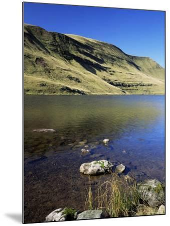 Black Mountains, Brecon Beacons National Park, Wales, United Kingdom-Roy Rainford-Mounted Photographic Print