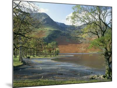 Buttermere, Lake District National Park, Cumbria, England, United Kingdom-Roy Rainford-Mounted Photographic Print