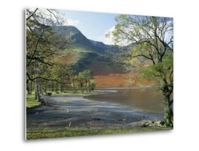 Buttermere, Lake District National Park, Cumbria, England, United Kingdom-Roy Rainford-Metal Print