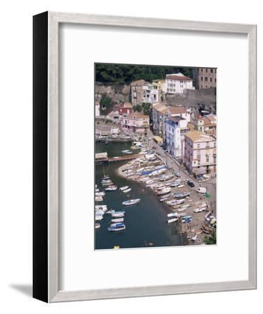 Marina Grande, Sorrento, Costiera Amalfitana, Unesco World Heritage Site-Roy Rainford-Framed Photographic Print