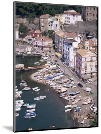 Marina Grande, Sorrento, Costiera Amalfitana, Unesco World Heritage Site-Roy Rainford-Mounted Photographic Print