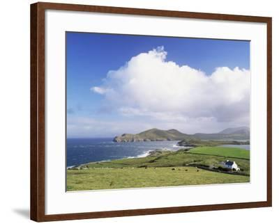 Valentia Island, County Kerry, Munster, Eire (Republic of Ireland)-Roy Rainford-Framed Photographic Print