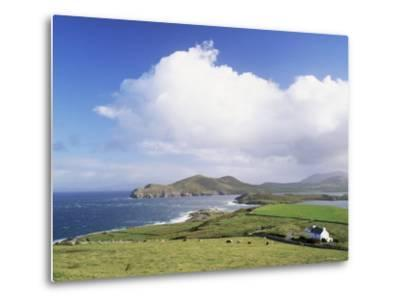 Valentia Island, County Kerry, Munster, Eire (Republic of Ireland)-Roy Rainford-Metal Print