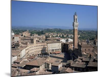 Siena, Unesco World Heritage Site, Tuscany, Italy-Roy Rainford-Mounted Photographic Print