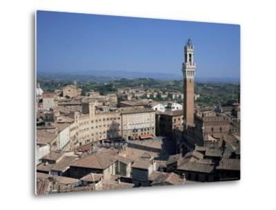 Siena, Unesco World Heritage Site, Tuscany, Italy-Roy Rainford-Metal Print