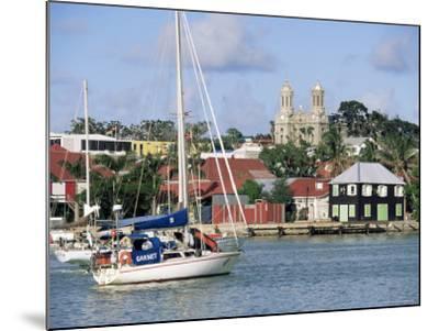 St. John's, Antigua, Leeward Islands, West Indies, Caribbean, Central America-John Miller-Mounted Photographic Print