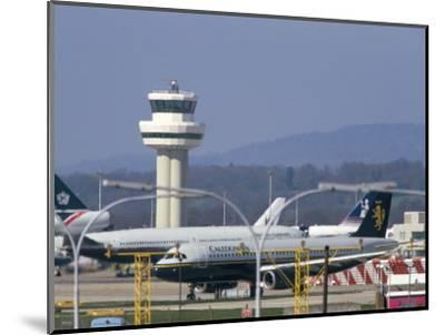 Gatwick Airport, Sussex, England, United Kingdom-John Miller-Mounted Photographic Print