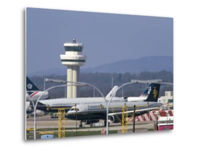 Gatwick Airport, Sussex, England, United Kingdom-John Miller-Metal Print