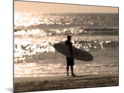 Bondi Beach, Sydney, New South Wales, Australia-Mark Mawson-Mounted Photographic Print