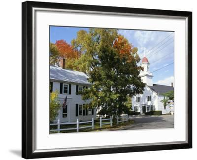 Kennebunkport, Maine, New England, USA-Fraser Hall-Framed Photographic Print