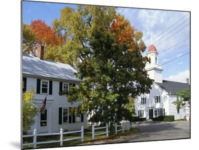 Kennebunkport, Maine, New England, USA-Fraser Hall-Mounted Photographic Print